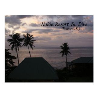 Postcard From Fiji
