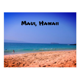 Postcard from Maui