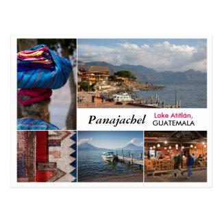 Postcard from Panajachel, Guatemala