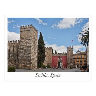 Postcard from Sevilla Spain