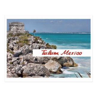 Postcard from Tulum, Mexico
