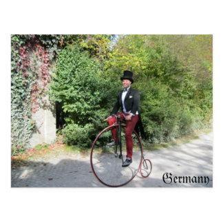 postcard Germany