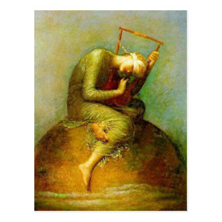 Postcard: Hope - by George Watts Postcard