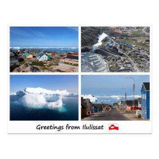 Postcard Ilulissat