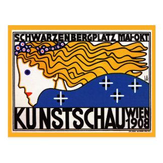 Postcard: Kunstschau Wien by Loffler Postcard