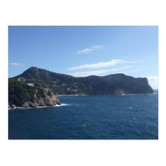 Postcard Landscape of Majorca