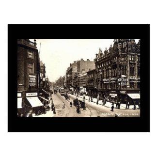 Postcard, Leeds, Yorkshire