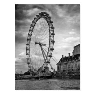 "Postcard ""London Eye"""