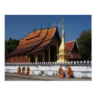 Postcard Luang Prabang, Laos