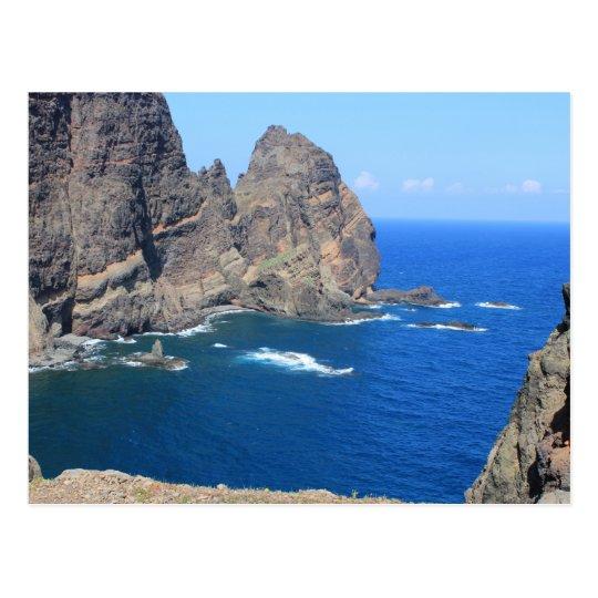 Postcard - Madeira Coastline