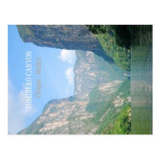 Postcard | Mexico - Sumidero Canyon