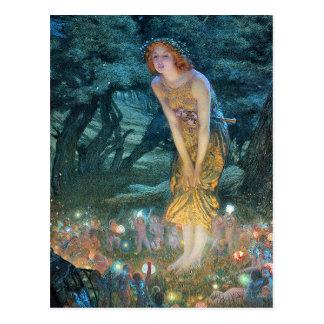 Postcard Midsummer s Eve