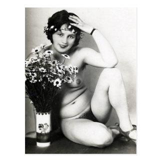 Postcard - Nude