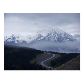 Postcard of Alaska