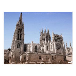 Postcard of Burgos Tarjetas Postales