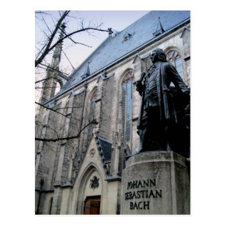 Postcard of Leipzig