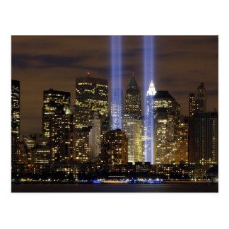 Postcard of New York