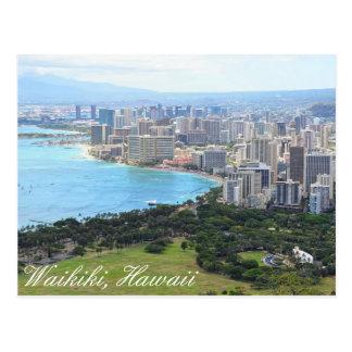 Postcard of Waikiki