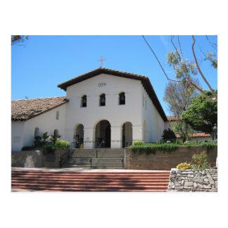 Postcard: Old Mission, San Luis Obispo Postcard