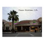 Postcard, Park-Cinemas, Paso Robles, CA