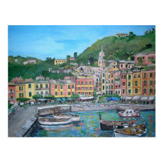Postcard - Portofino