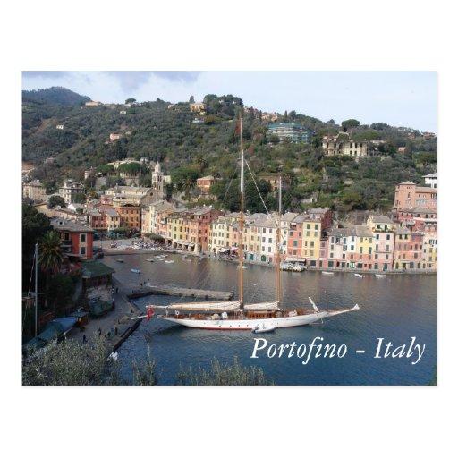 postcard - Portofino - Italy