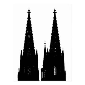 Postcard Postcard Cologne cathedral