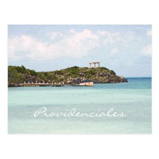 postcard, PROVIDENCIALES, TURKS & CAICOS ISLANDS Postcard