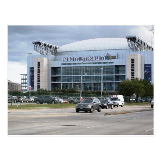 Postcard: Remembering Reliant Stadium Postcard