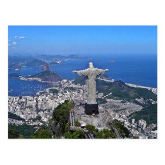 Postcard Rio de Janeiro, Brazil