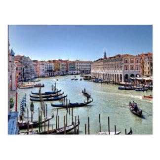Postcard Sagrado Hotel, Venice Italy