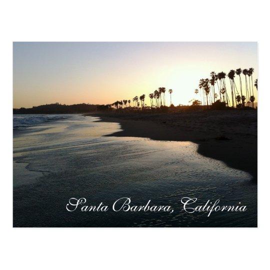 Postcard - Santa Barbara, CA
