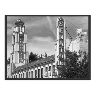 POSTCARD ~ Senator Theatre