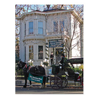 POSTCARD ~ Stansbury Home