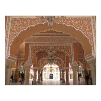 Postcard Structures City Palace Jaipur off