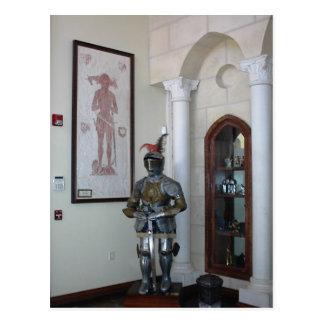 Postcard: Suit of Armor