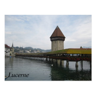 Postcard Switzerland Lucerne