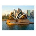 Postcard | Sydney Opera House Australia