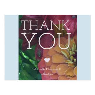 Postcard - Thank You!
