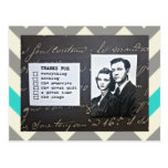 POSTCARD-THANK-YOU NOTE-FITS ANY OCCASION