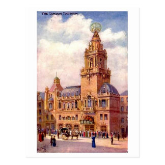 Postcard, The London Coliseum Postcard