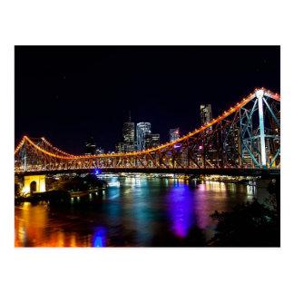 Postcard The Story Bridge, Brisbane