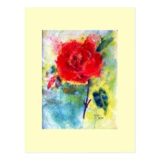 """Postcard """"Transcendental and Transient"""""""