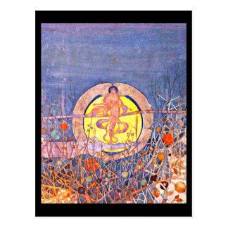 Postcard-Vintage Art-Charles Rennie Mackintosh 17
