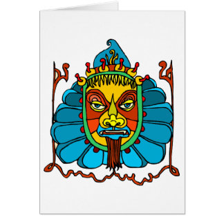 Postcards AZTEC