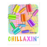 Postcards - Chillaxin' Pop Sicles