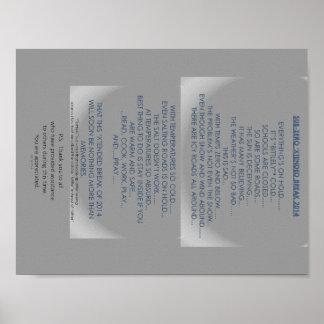 POSTER 14.01.07.1 EXTENDED BREAK 2014 POEM