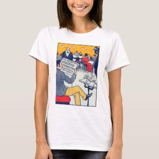 Pøster ad babydoll white T-Shirt