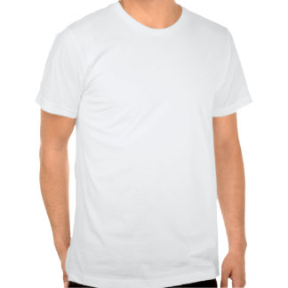 Pøster ad basic white tee shirts