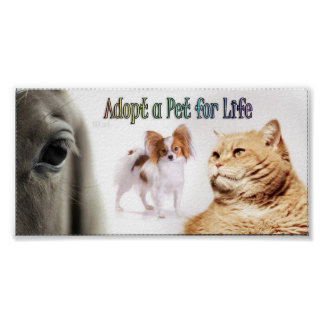 Poster Adopt A Fart For life